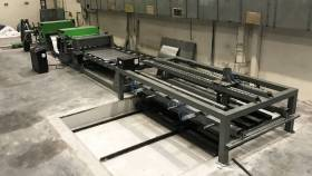 Coil Cut to Length Line 1600