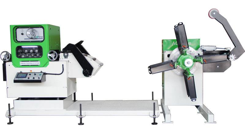 Compact Press Feeders