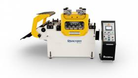 Servo Feeders with Straightener RMS 12